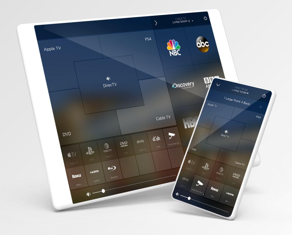 Video-Tiling-App